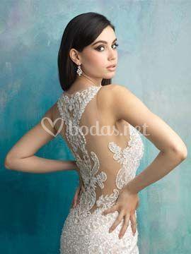 9511, Allure Bridals