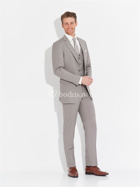 Sandstone Suit, Allure Men