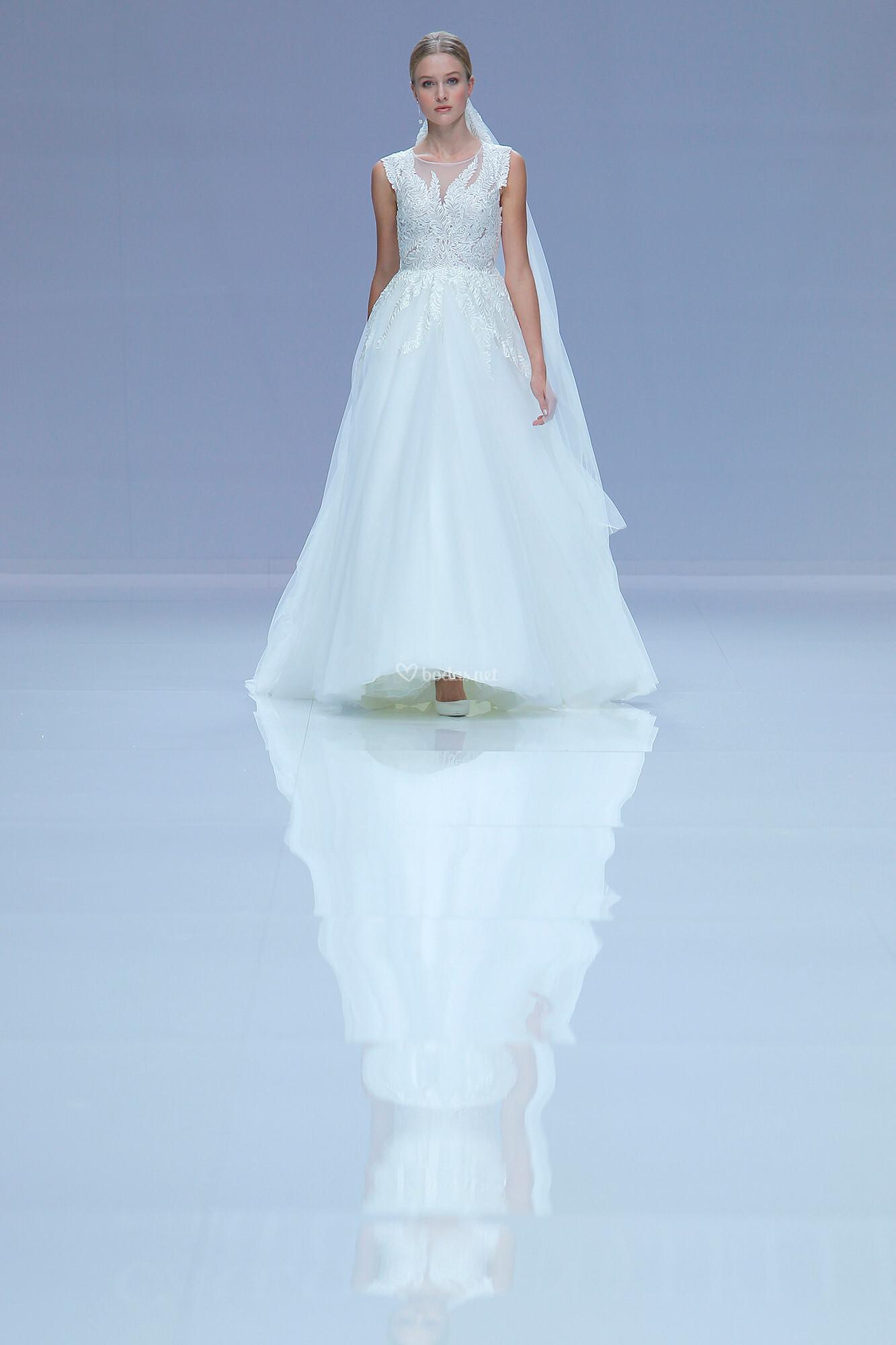 Vestido de Novia de Carlo Pignatelli - CP 054