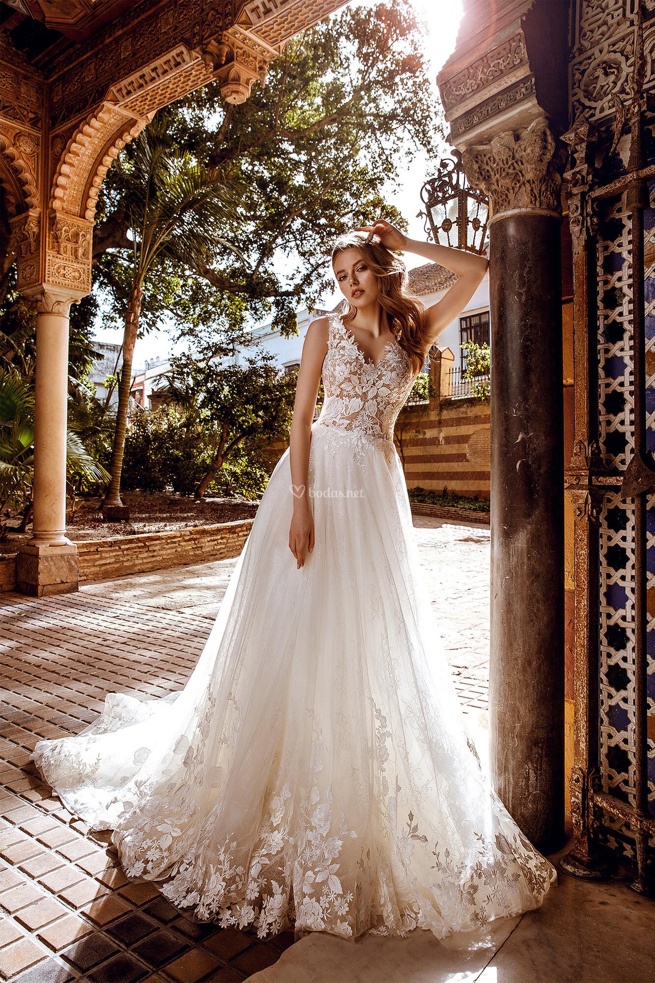 Vestidos de novia para el 2019