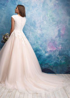 M601, Allure Bridals