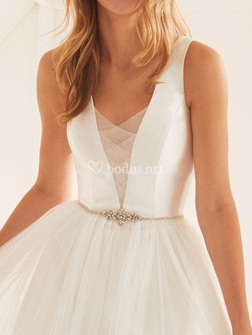 ORELLANA, White One