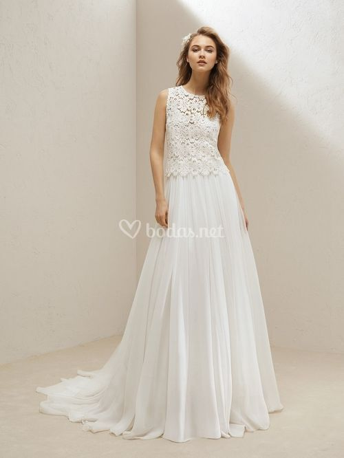 TOP UNICA, Pronovias