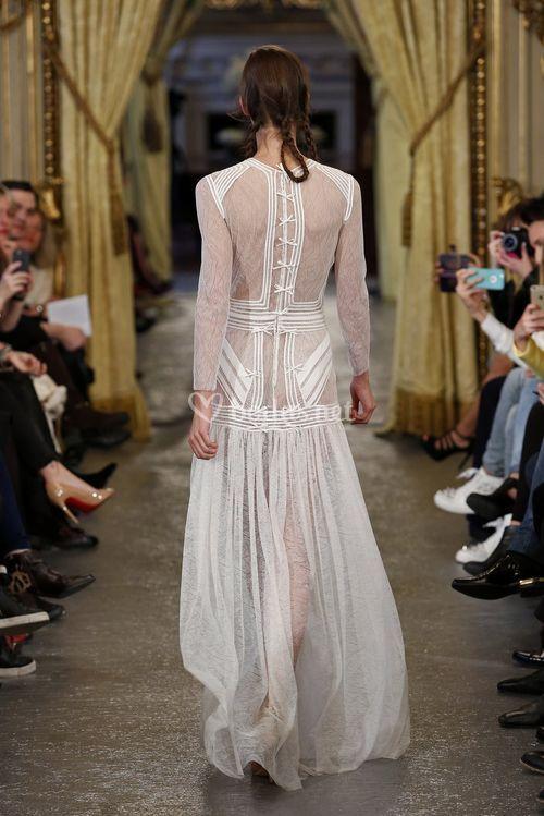 Vestido De Novia De Marcela Mansergas Atelier Couture 13