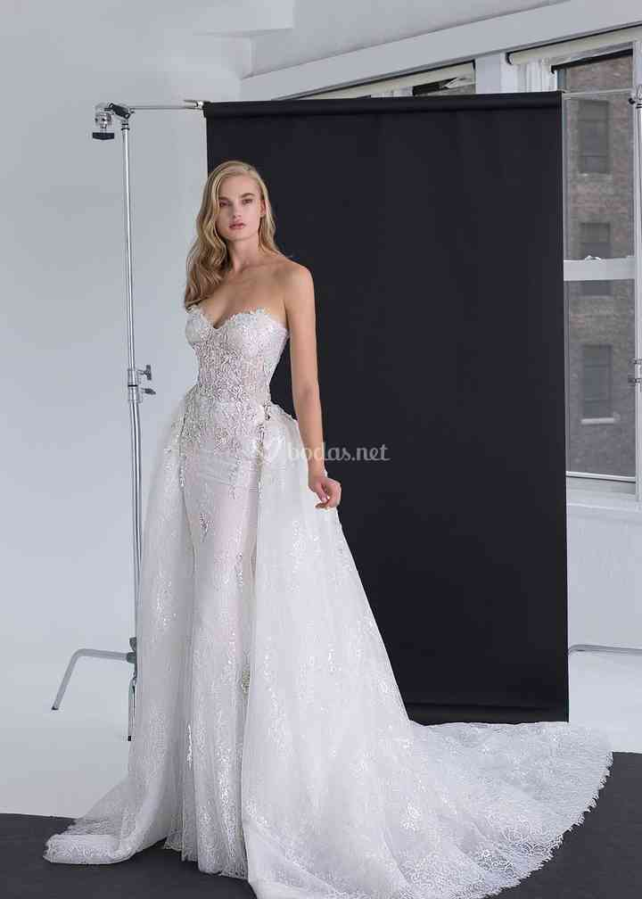 4726 _ DETACHABLE SKIRT, Pnina Tornai