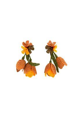Tulipanes naranjas Verbena, Verbena Madrid