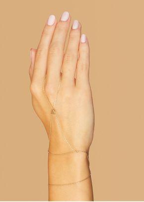 Triangle Finger Bracelet SHR, Mosuo
