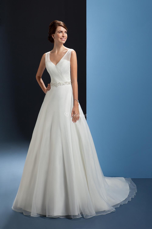 Vestido de Novia de Oreasposa - L792