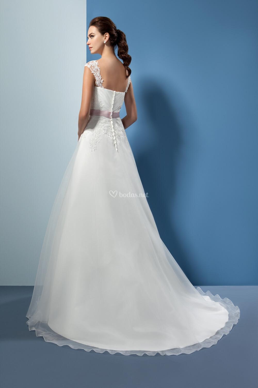 Vestido de Novia de Oreasposa - L794