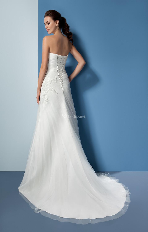 Vestido de Novia de Oreasposa - L795