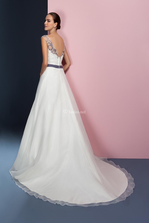 Vestido de Novia de Oreasposa - L802