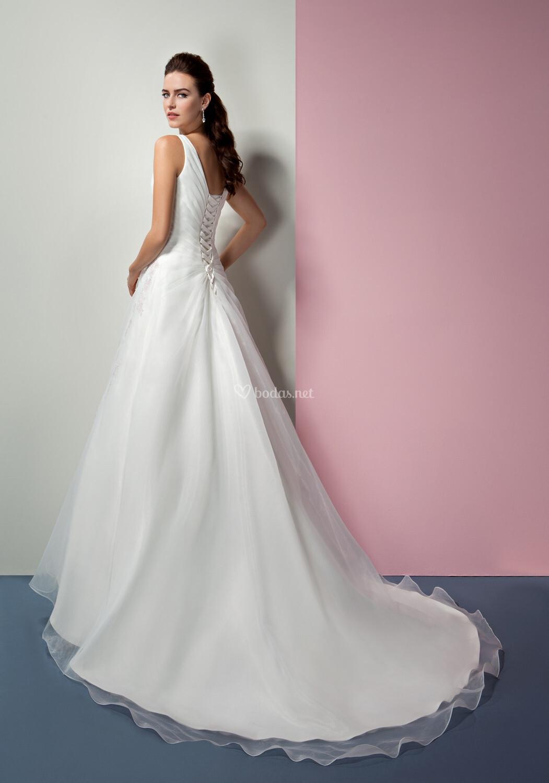 Vestido de Novia de Oreasposa - L803