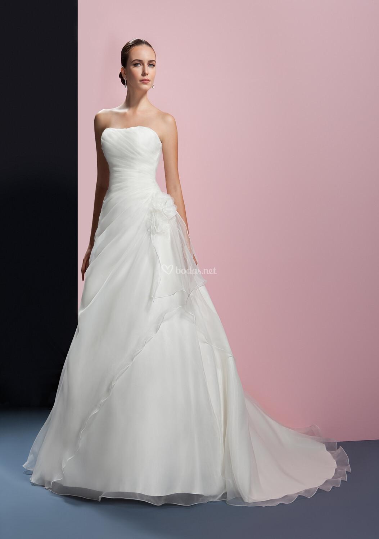 Vestido de Novia de Oreasposa - L809