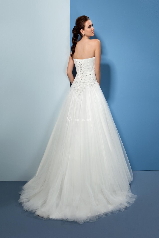 Beautiful Vestido Novia Outlet Illustration - All Wedding Dresses ...