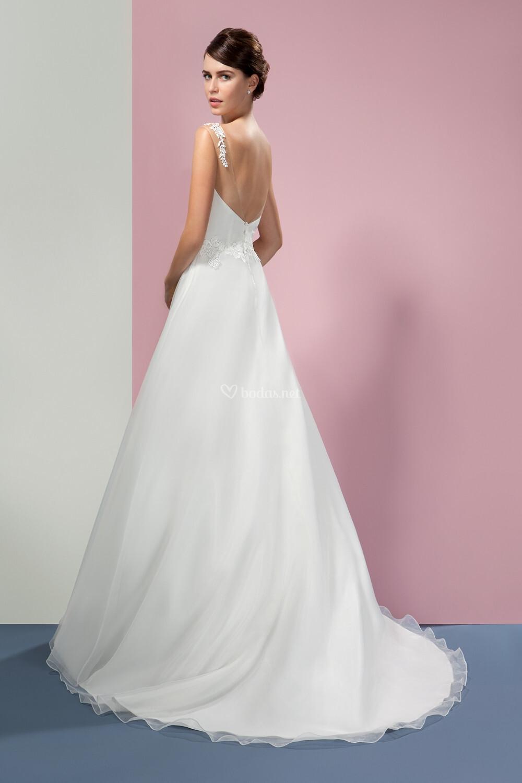 Vestido de Novia de Oreasposa - L826