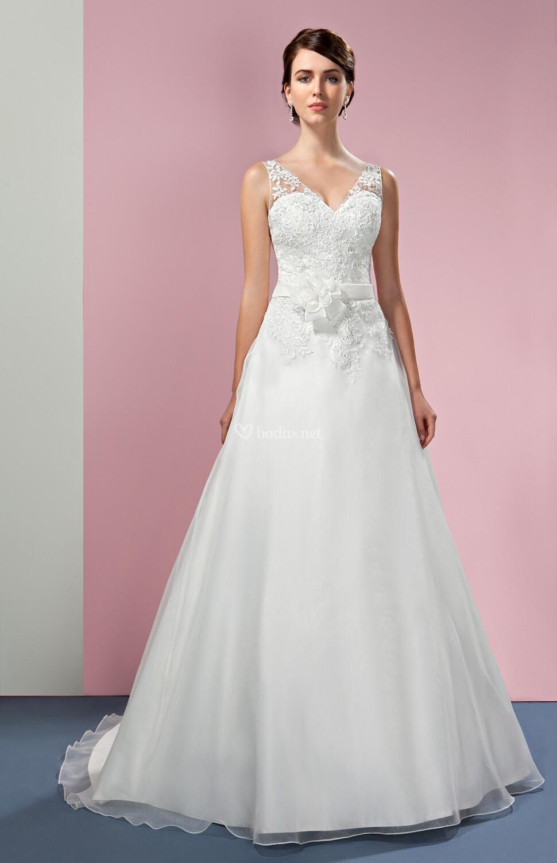 Vestido de Novia de Oreasposa - L830