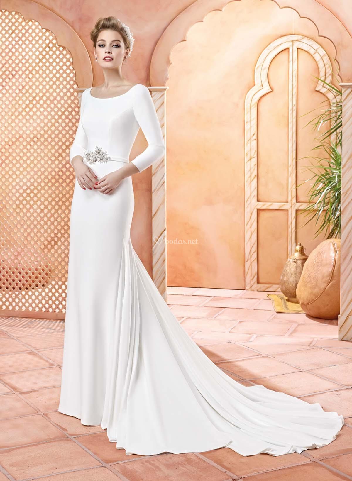 a42b04ff5 Vestido de Novia de Valerio Luna - VL5924