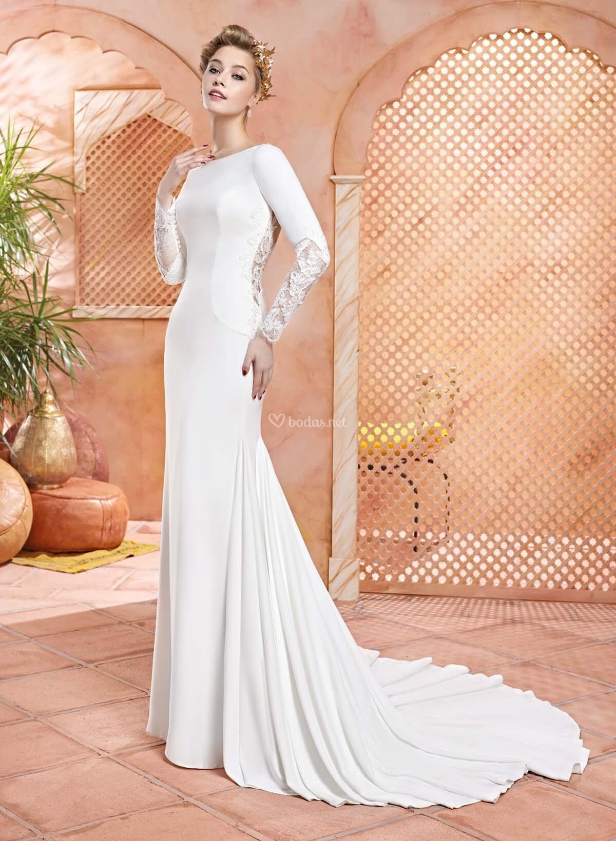 fc901b6e0 Vestido de Novia de Valerio Luna - VL5912