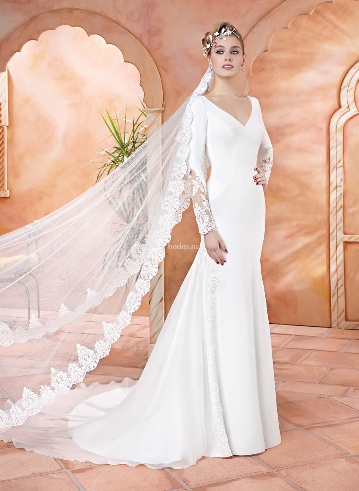 c4d50e600 Vestido de Novia de Valerio Luna - VL5917