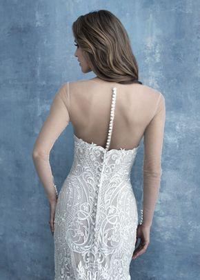 B21 sleeves, Allure Bridals