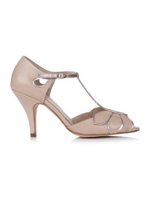 Mimosa Rose Gold, Rachel Simpson Shoes