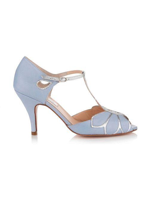 Mimosa Blue, Rachel Simpson Shoes