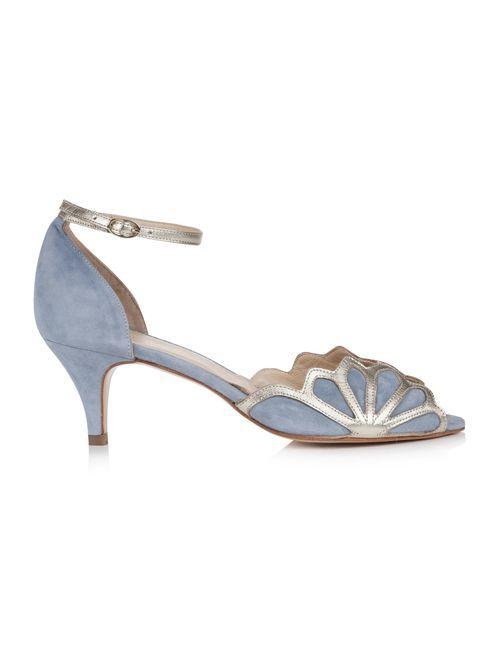 Isadora Dusky Blue, Rachel Simpson Shoes