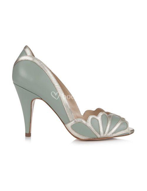 Isabelle Mint, Rachel Simpson Shoes