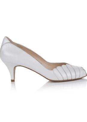 Ada Ivory Leather, Rachel Simpson Shoes