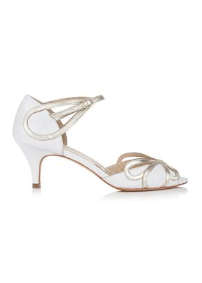 Cecelia Ivory White, Rachel Simpson Shoes