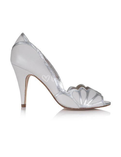 Isabelle Porcelain, Rachel Simpson Shoes