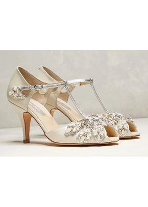 Mimosa Papillion Ivory, Rachel Simpson Shoes