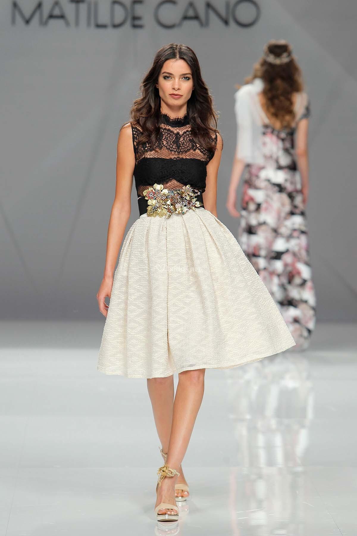 0b545190d Vestido de Fiesta de Matilde Cano - MC 20