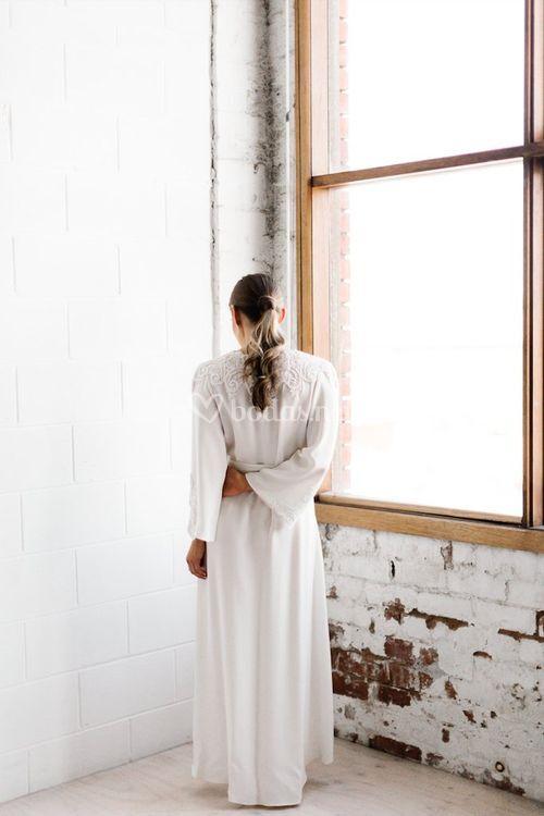 Beaded Robe, Mae's Sunday