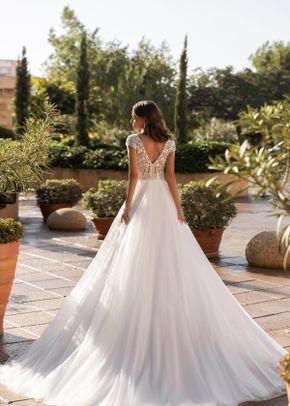 6325 + ruffles skirt, Daniela Di Marino