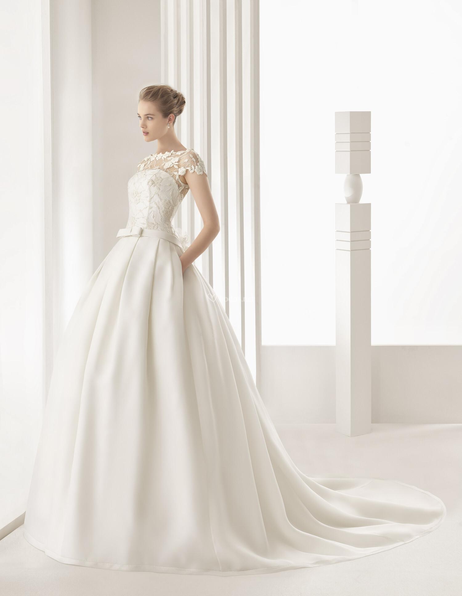 7c0425209 Vestido de Novia de Rosa Clará - DALLAS