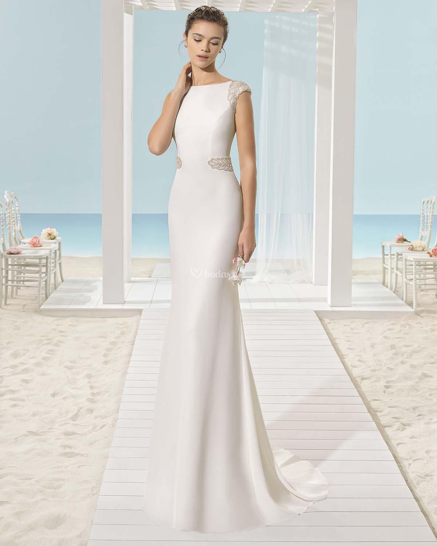 Precio vestidos novia aire