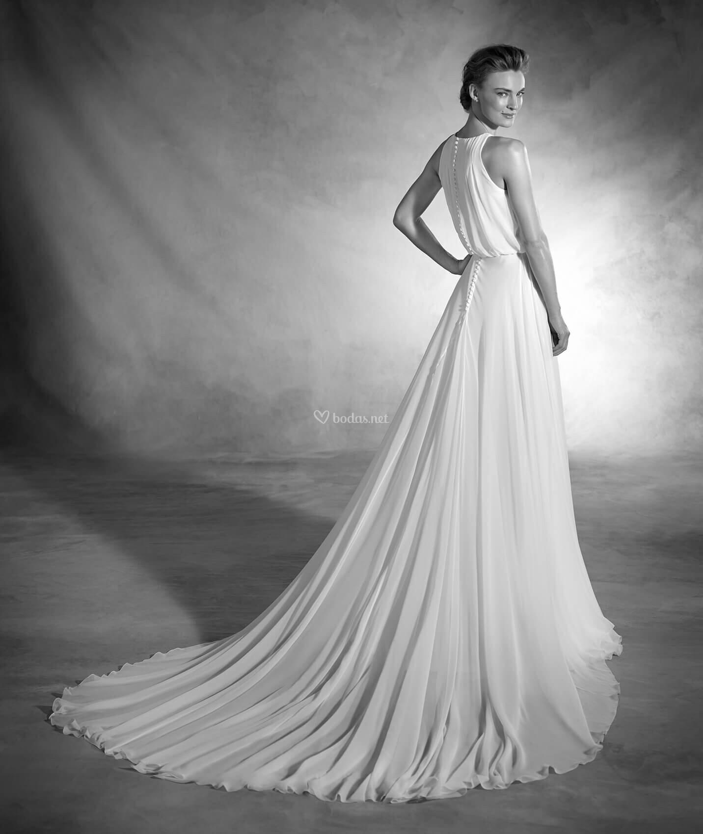 Vestidos de novia noa