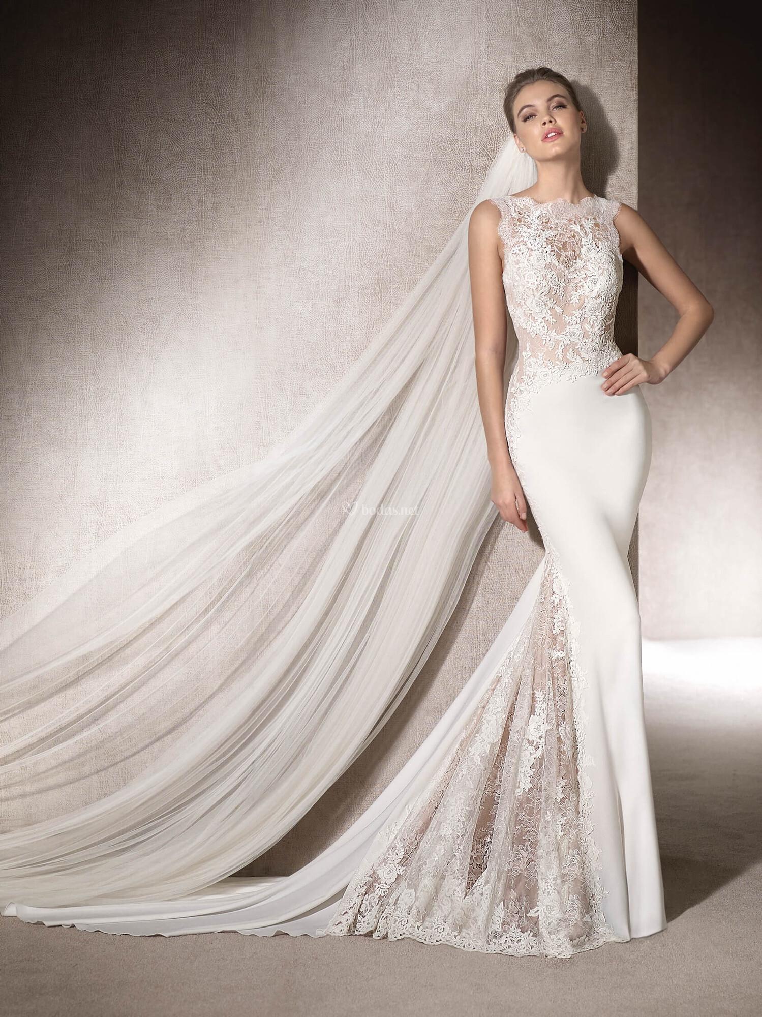 St patrick barcelona vestidos de novia