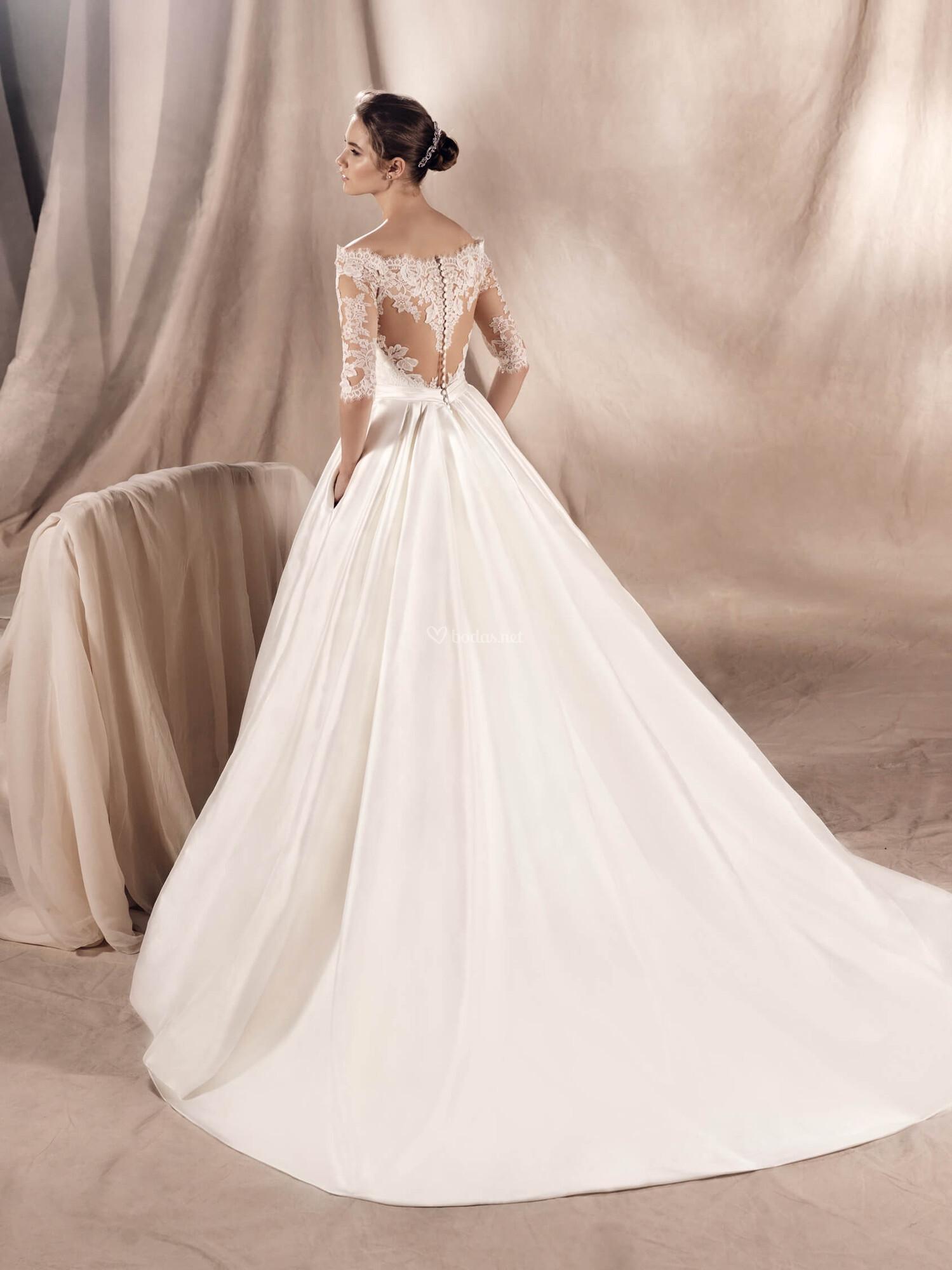 ccea938adb Vestido de Novia de White One - YAIZA