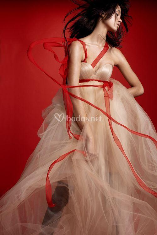 Look 32, Vera Wang