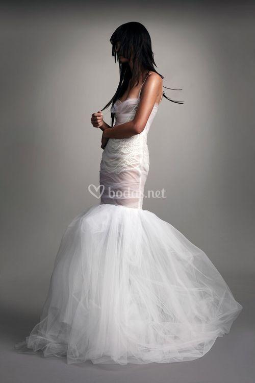 Look 06, Vera Wang