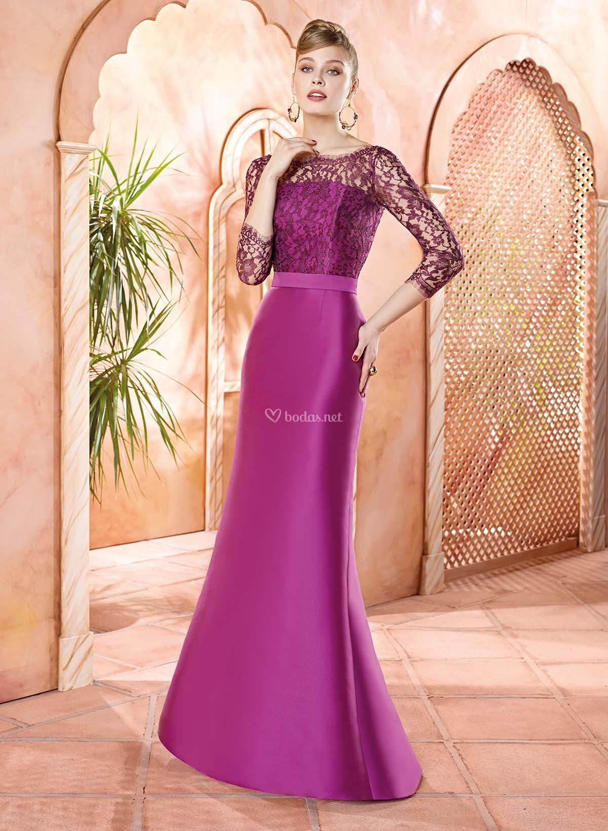Vestido de Madrina de Valerio Luna - VL4717