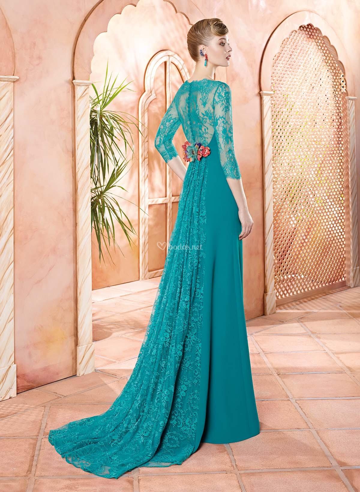 Vestido de Madrina de Valerio Luna - VL4726