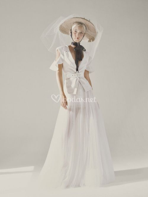 KATE JACKET & 19-66 DRESS, Yolancris