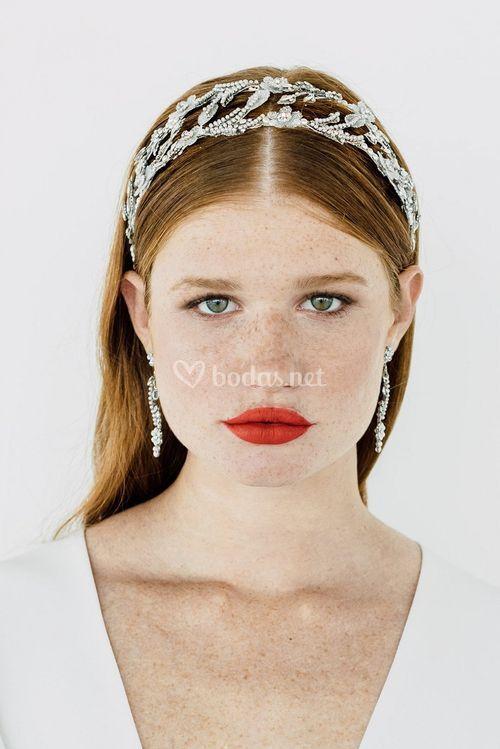 KAYA CROWN, Maria Elena Headpieces