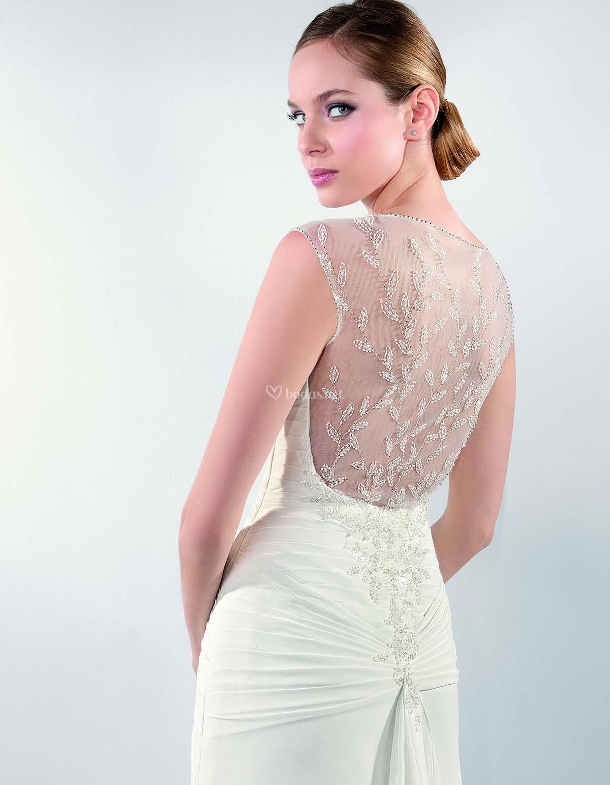 Vestido de Novia de Lugo Novias - 7134
