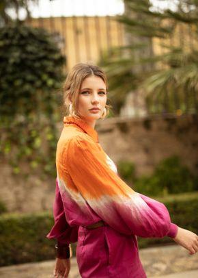 2 blusa rosa, Michonet