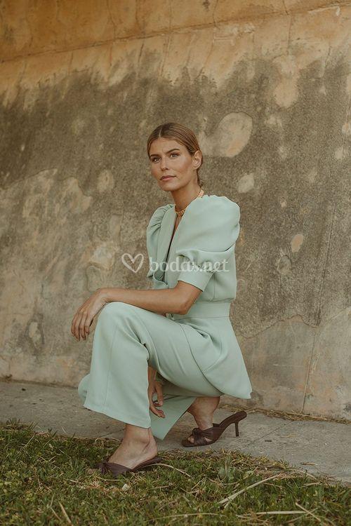 Chaqueta Valentina, Vogana