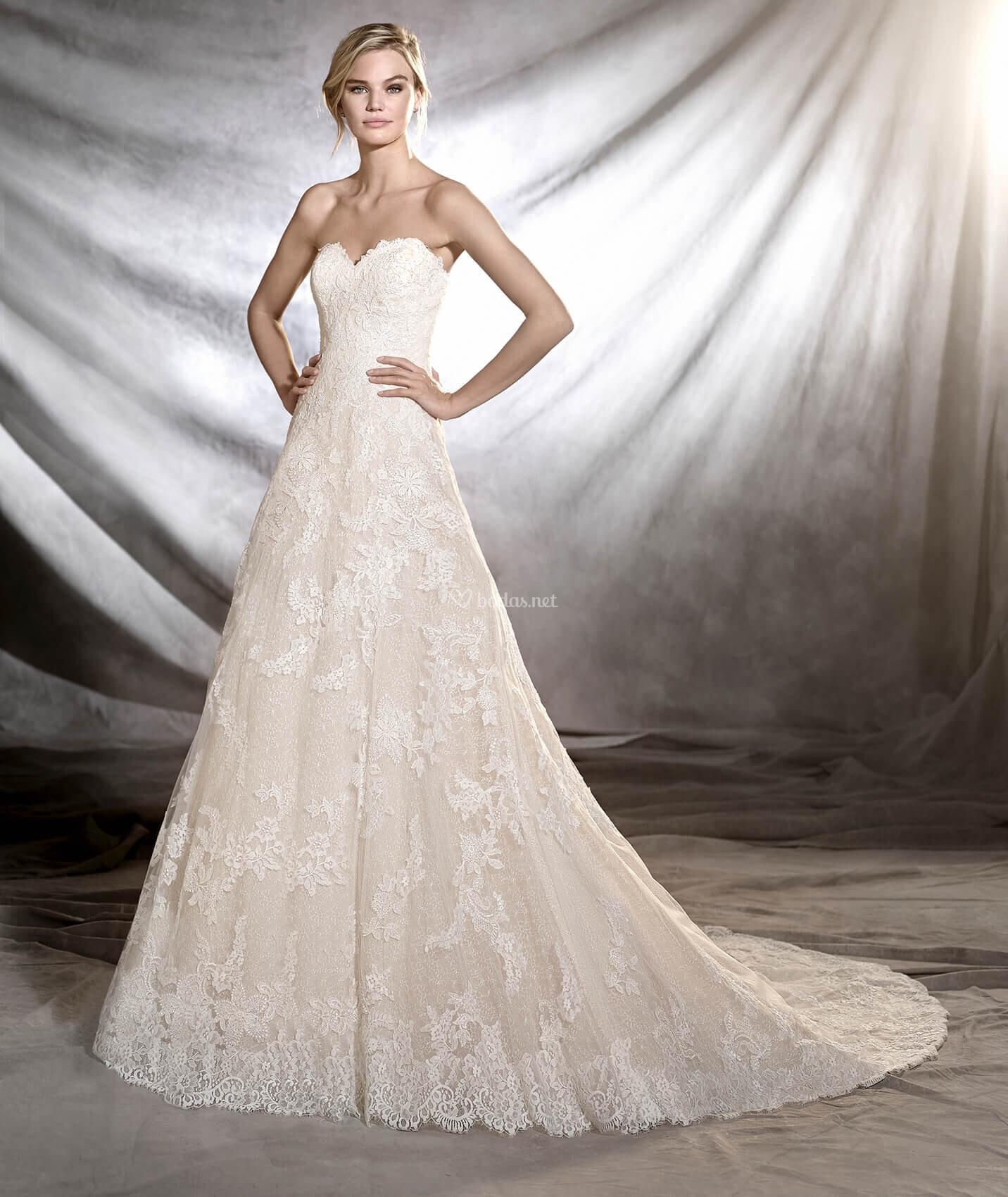 Cuanto vale un vestido de novia de pronovias